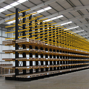 Supplier & Installer of Cantilever Racking UK