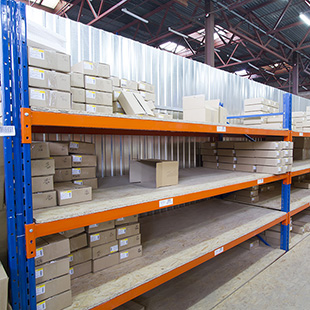 Supplier & Installer of Longspan Shelving UK
