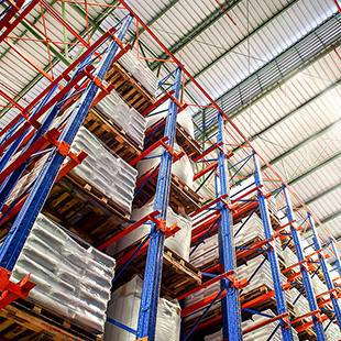 Supplier & Installer of Pallet Racking UK