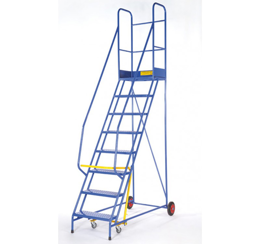 12 Tread Warehouse Step Ladder