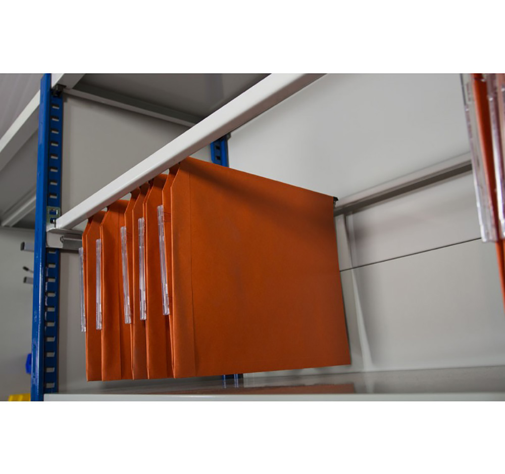 Expo 4 Lateral filing frame