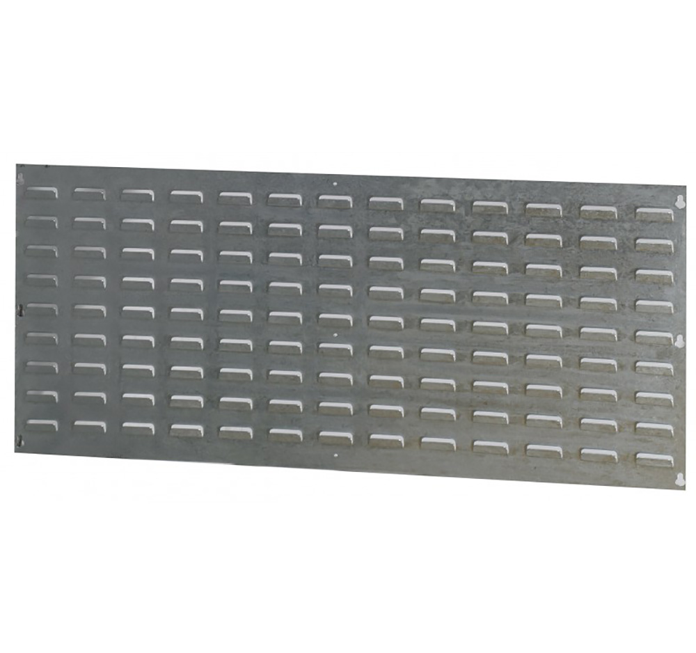 Galvanised Louvre Panel 500mm x 1000mm