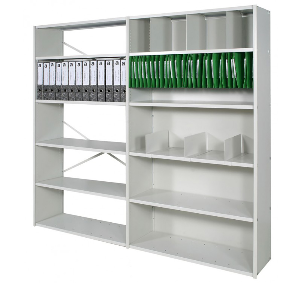 Delta Office Shelving System Starter Bay