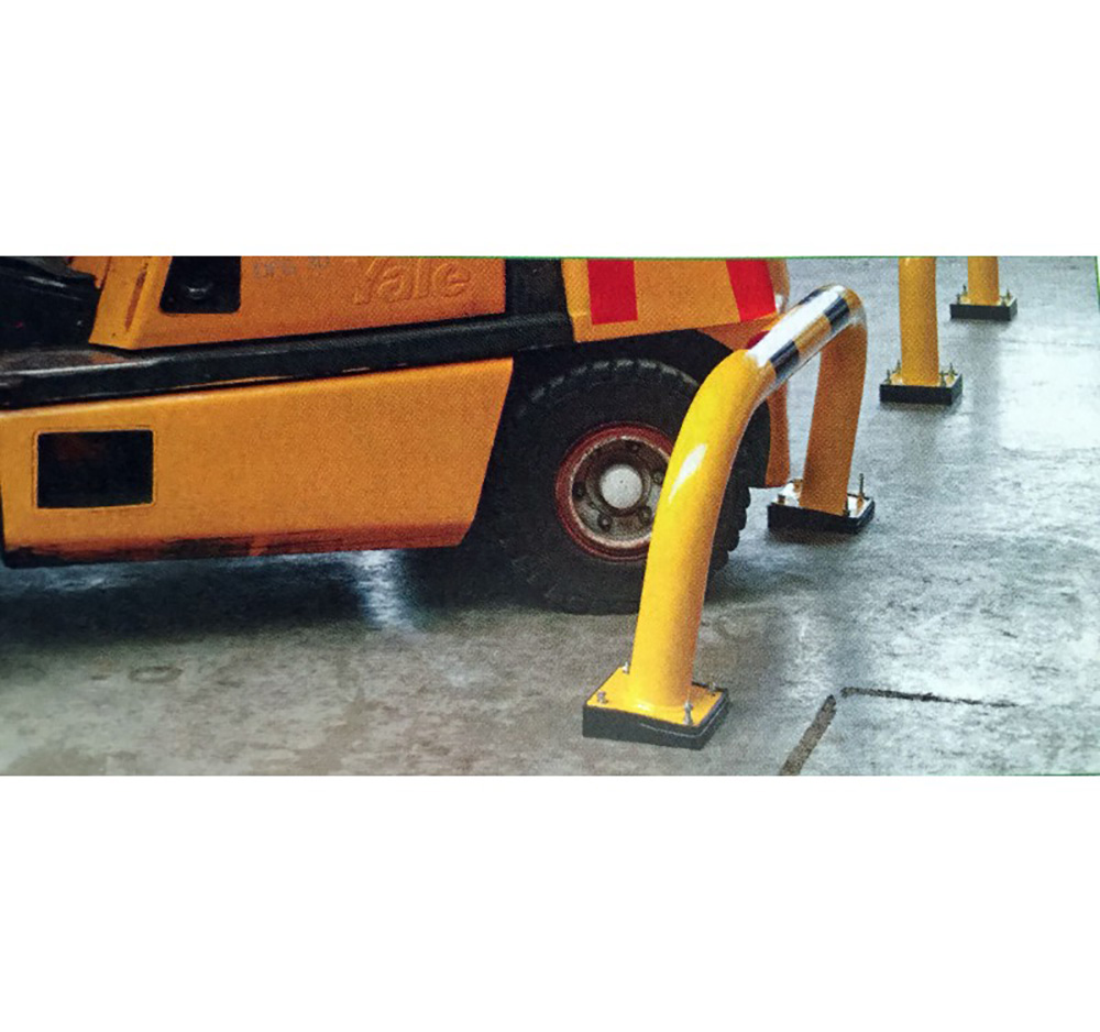 Traffic-Line Flexible Protection Guards