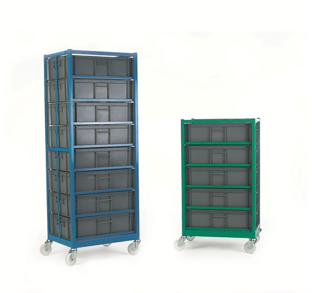 Mobile Container Racks