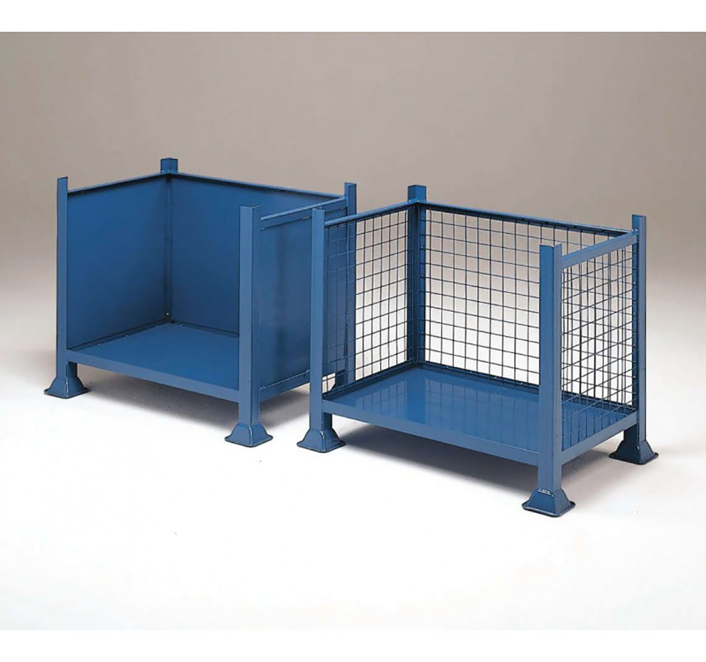 Open fronted Metal Box Pallets