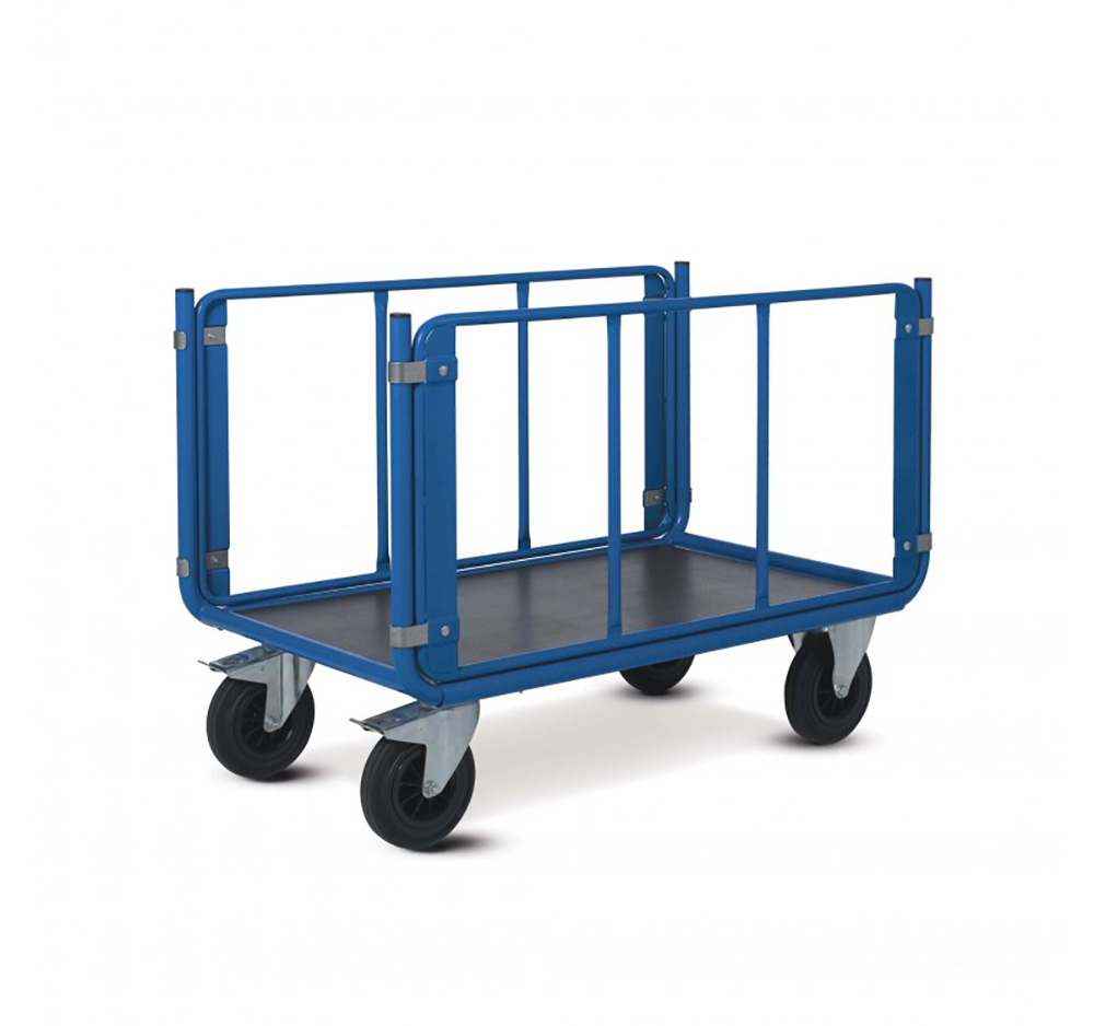 Platform Trolley with Open Ends