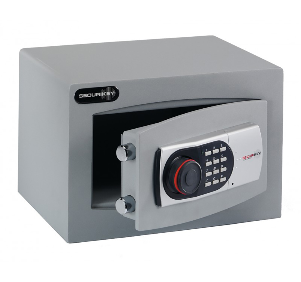 Mini Vault Cash Safe with Electronic Lock