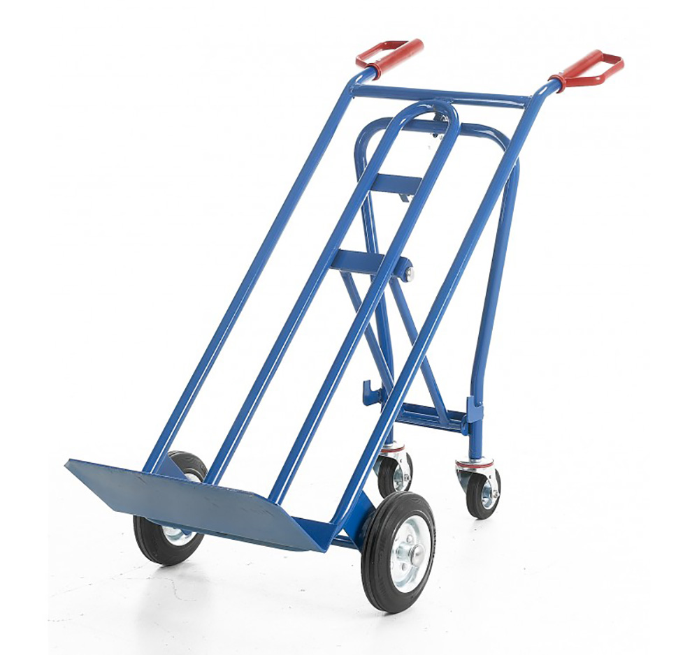 3 Position Convertible Sack Truck - 250kg Capacity