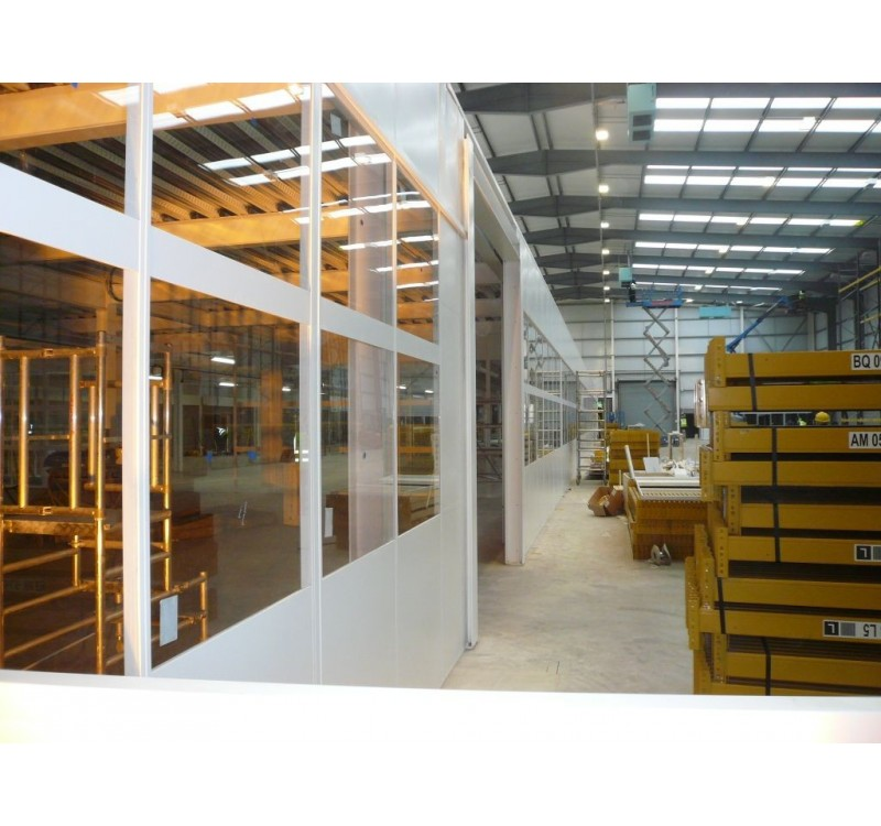 STEEL PARTITIONING