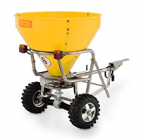 Towable Spreader SW 200 for large spreading areas