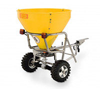 Towable Spreader SW 300 for large spreading areas