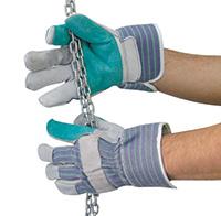 Workeasy Black Gloves - Size 8