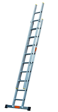 2.5m Trade Triple Extension Ladder