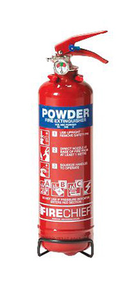 1kg ABC Powder Extinguisher