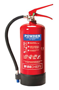 4kg ABC Powder Extinguisher