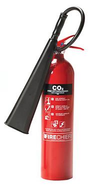 5kg CO2 Extinguisher