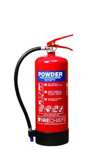 6kg ABC Powder Extinguisher with additive