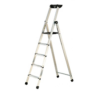 8 Tread Compact Step Ladder