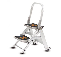 2 Tread Little Giant Safety Step Ladder