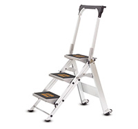 3 Tread Little Giant Safety Step Ladder