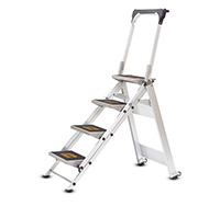 4 Tread Little Giant Safety Step Ladder