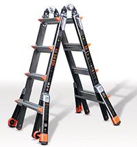 Dark Horse GRP Fibreglass Multi-Purpose Ladder