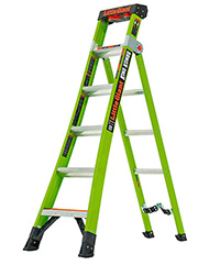 Kombo Industrial Step And Ladder