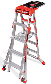 5-8 Tread Select Step Ladder