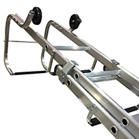 4.35m Single Section Roof Ladder