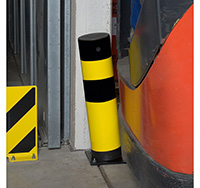 Heavy Duty Flexible Steel Bollard