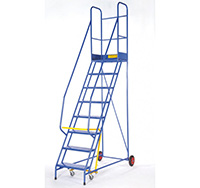 10 Tread Warehouse Step Ladder