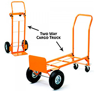 Two Way Cargo Truck  Up to 200kg