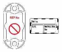 Nanotag Kit Safe Working Load - White