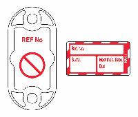 Nanotag Kit Safe Working Load - Red