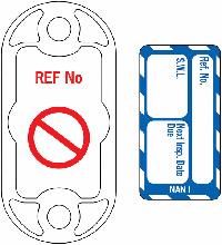 Nanotag Kit Safe Working Load - Blue