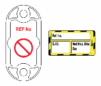 Nanotag Kit Safe Working Load - Yellow