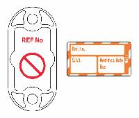 Nanotag Kit Safe Working Load - Orange