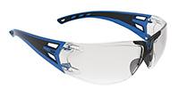 JSP Forceflex 3 Safety Goggles Black/Blue