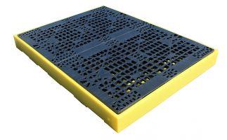 Bund Flooring with 300 Litre Sump - 150 x 2610 x 895mm  H x L x W