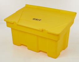 200 Litre Yellow Grit Bin
