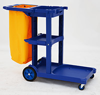 Cleaning Trolley with Bag