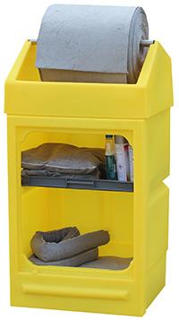Disp Stand Rem Storage Tray 48Ltr Bund