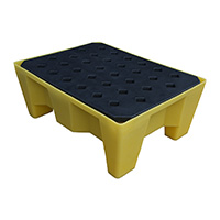 Spill Tray On Legs With Grid 70Ltr Bund