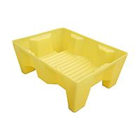 Spill Tray On Legs W/Out Grid 70Ltr Bund