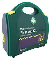 Meduim First Aid Kit in Aura Box