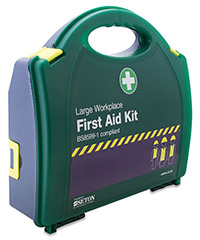 Large First Aid Kit in Aura Box