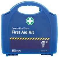 Double Eyewash Kit