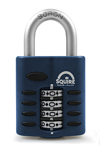 Recodeable Standard Open Shackle Padlock
