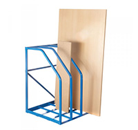 Verttical Sheet Rack